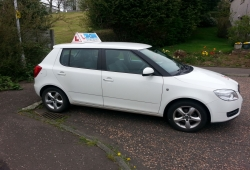 gerry driving lessons kinross INSTRUCTORS/CARS